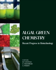 Algal Green Chemistry book