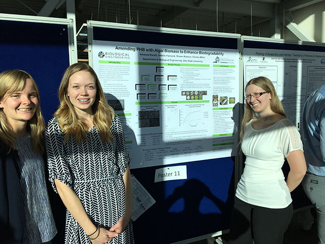 Senior Capstone Poster Presentations | Biological Engineering