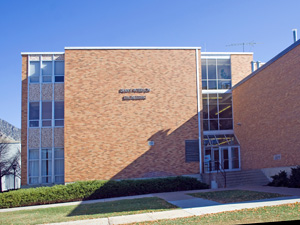 Dean F Peterson Engineering Laboratory