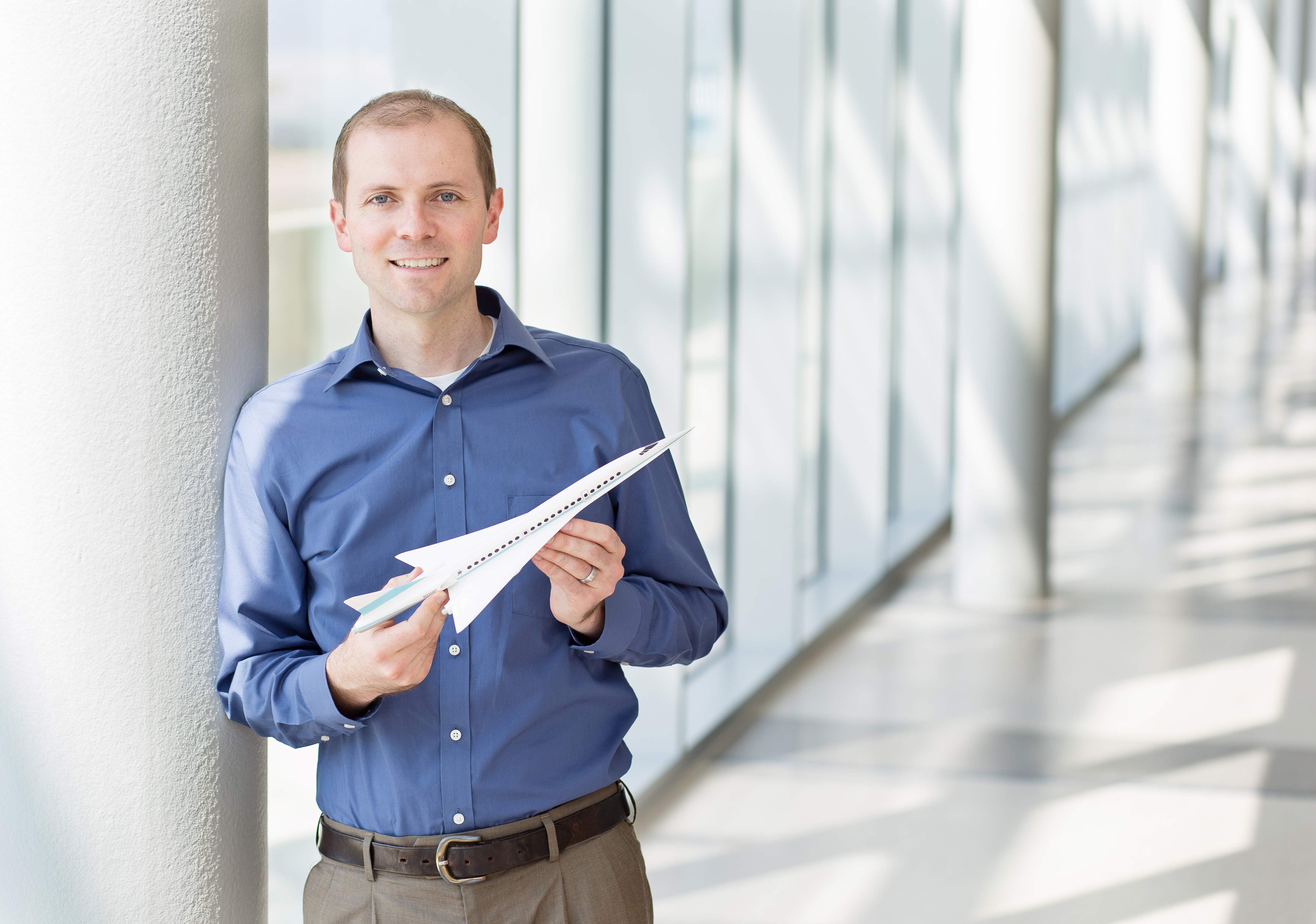USU Aerospace Engineering Researcher Lands Prestigious Navy Grant