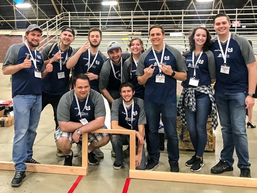 USU students take Third Place at National Robotics Challenge | College of Engineering