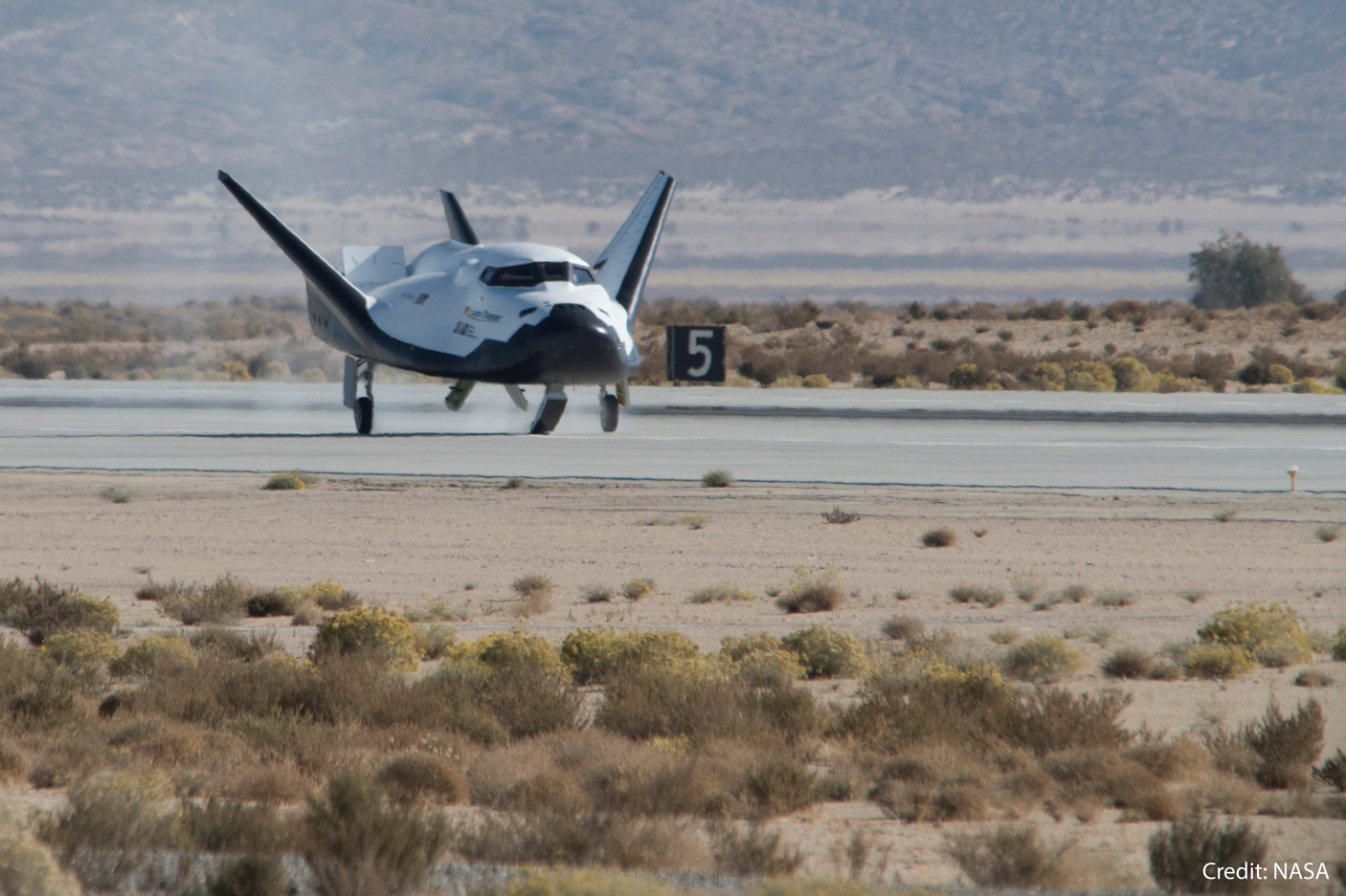 USU Researcher Develops Technology for Dream Chaser® Spacecraft  | College of Engineering