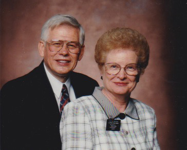Reid and Evelyn Brown