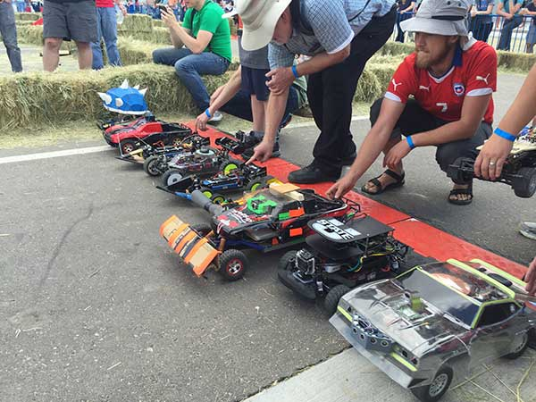 Autonomous vehicle team wins