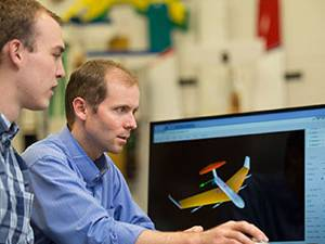 A Design Tool for Everyone: USU Aerospace Engineer Creates Free 3-D Aircraft Design Software | College of Engineering