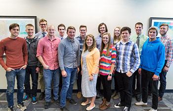 Congratulations A-Pin Recipients! | College of Engineering