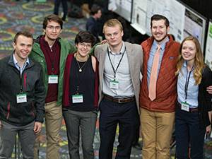 Biological Engineering Students Showcase Research at Industry Meeting | College of Engineering