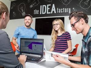 USU Opens State-of-the-Art Idea Factory for Aggie Engineers | College of Engineering