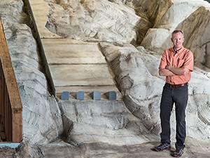Miniaturizing America's Tallest Dam   College of Engineering
