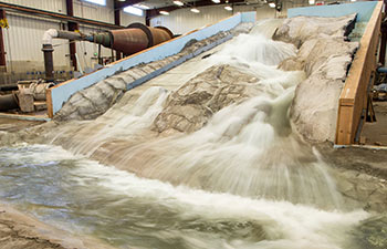 Miniaturizing America's Tallest Dam | College of Engineering