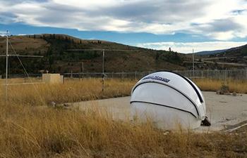 Bear Lake Telescope Helps USU Researchers Track Orbital Debris | College of Engineering