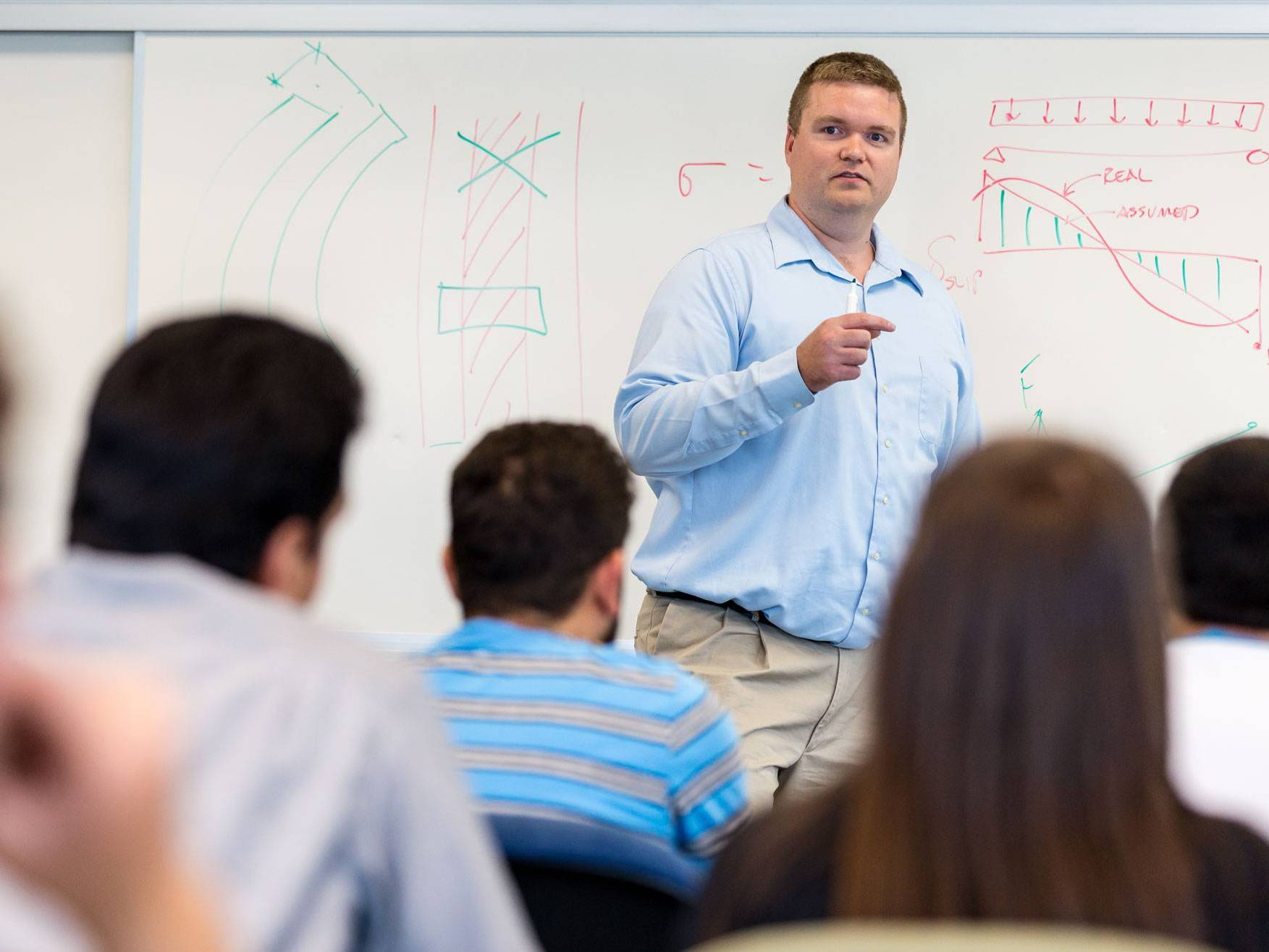 USU Engineering Faculty Named Educator of the Year | College of Engineering