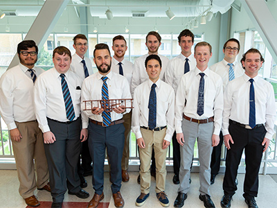 USU Engineering Students Take First at Air Force Design Challenge | College of Engineering