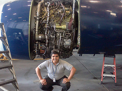 Where Are They Now: USU Engineering Alumni José Campos | College of Engineering