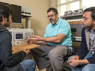 USU Electrical Engineer Receives Major Grant for 'Smart' Antenna Design   College of Engineering