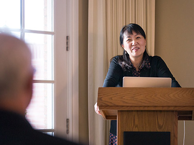 Rose Hu Named USU College of Engineering Associate Dean for Research | College of Engineering