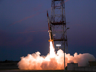 NASA Launches USU Student-Built Experiment into Space | College of Engineering
