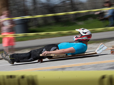 USU Soapbox Derby Returns for a Second Year | College of Engineering