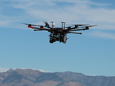 USU AggieAir Program Selected for Critical National Airspace Operation | College of Engineering