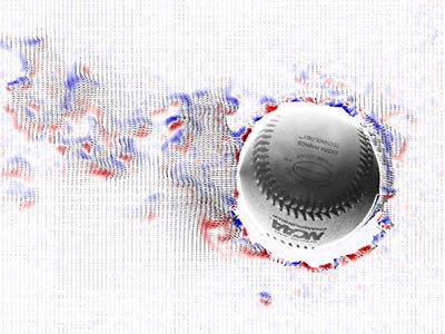 The 'Laminar Express': USU Engineers Dissect the Two-Seam Fastball | College of Engineering