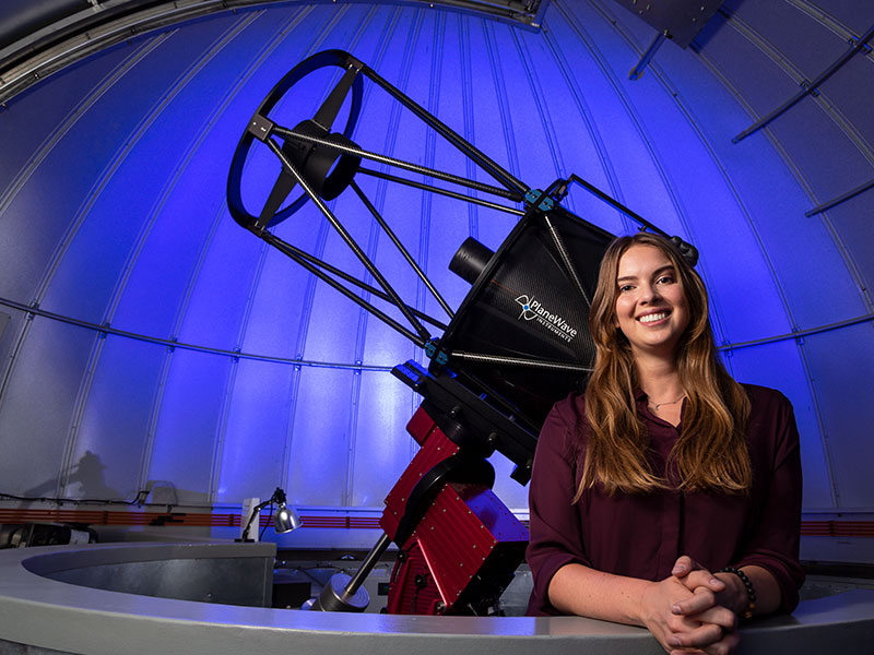 A Next-Generation Aerospace Pioneer | College of Engineering