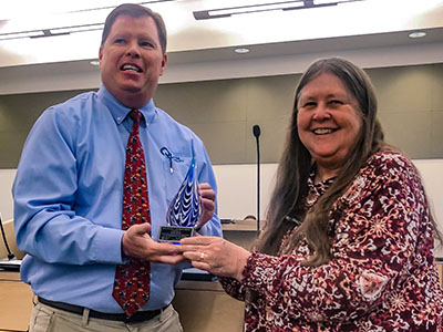 USU Professor Receives Sudweeks Award for Contributions to Water Quality Research | College of Engineering