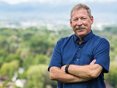 Professor Randy Martin First to Speak at USU Research Landscapes Event | College of Engineering