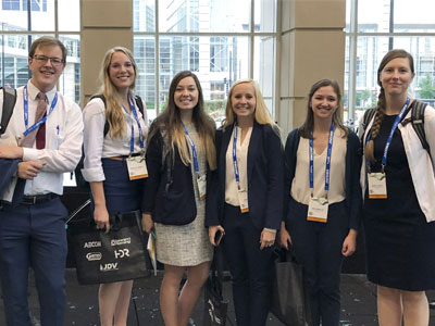 USU Students Take Third at National Wastewater Design Challenge | College of Engineering