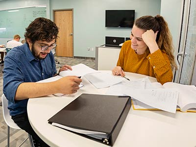 Engineering Tutoring Center Offers In-Person and Virtual Help | College of Engineering