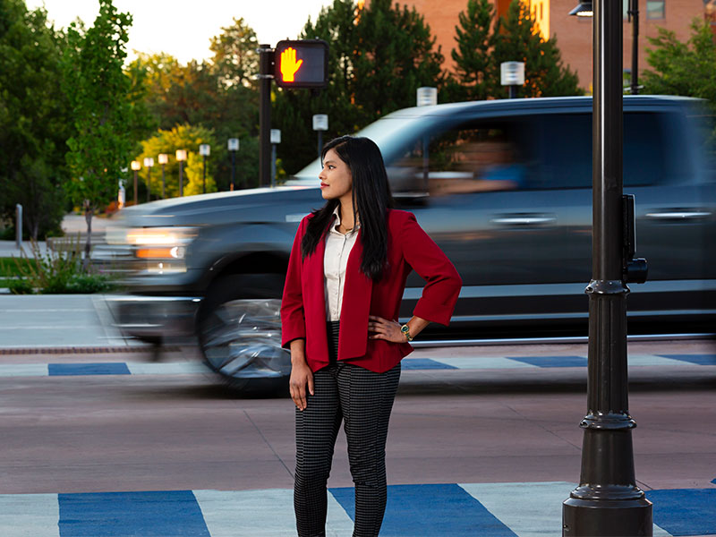 A Win for Women in Transportation Engineering
