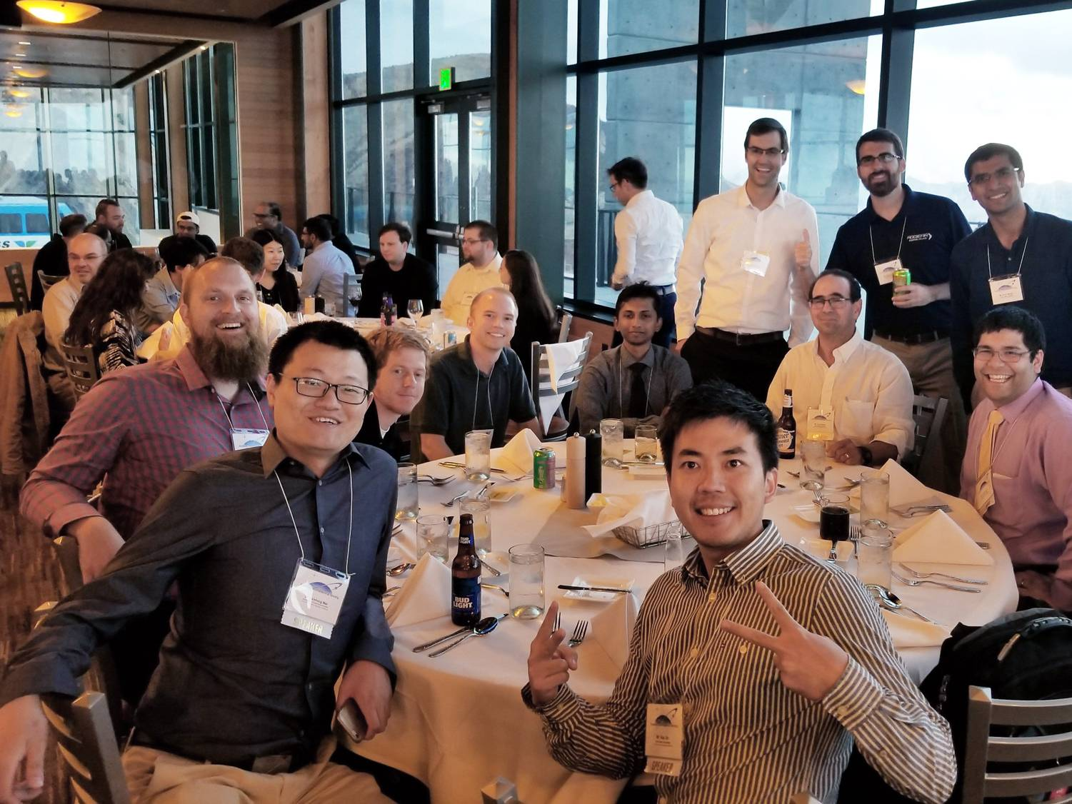 MAE Graduate Students Present at Annual AIAA Conference | Mechanicial and Aerospace Engineering